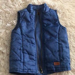7 all mankind boys toddler vest size 2t